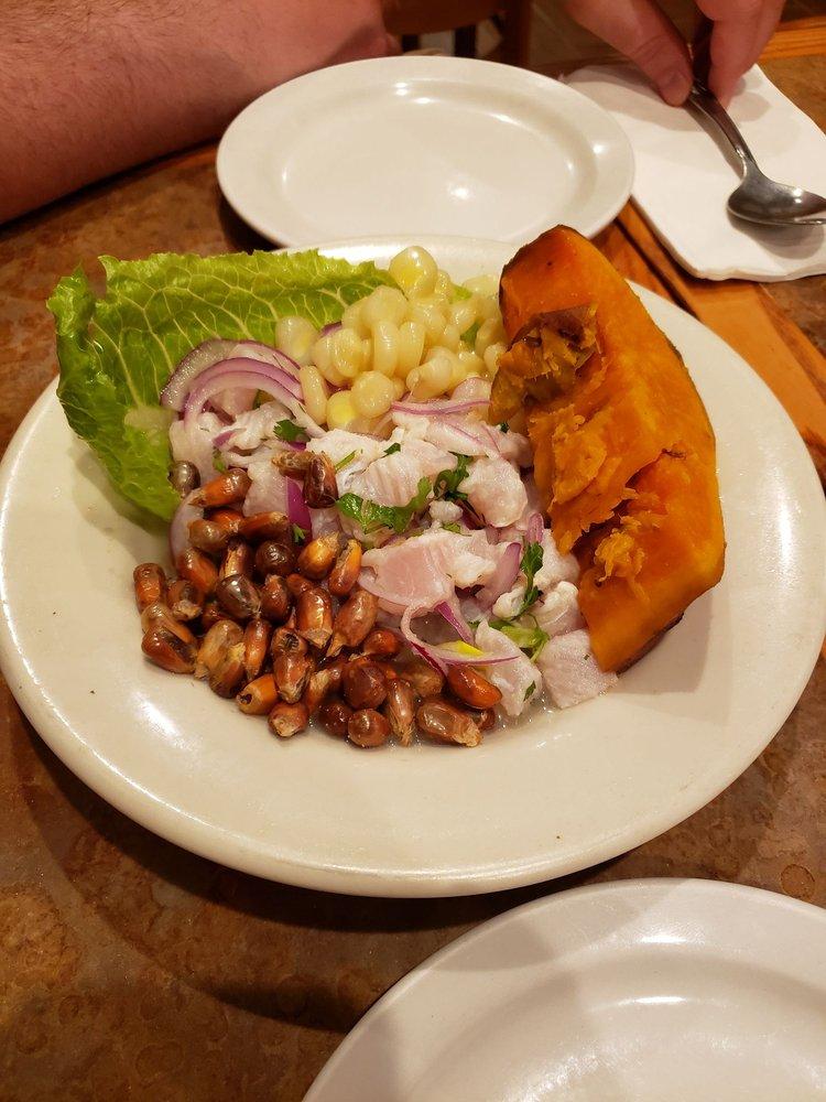Amar Peruvian Kitchen Reviews Forest Hills Ny