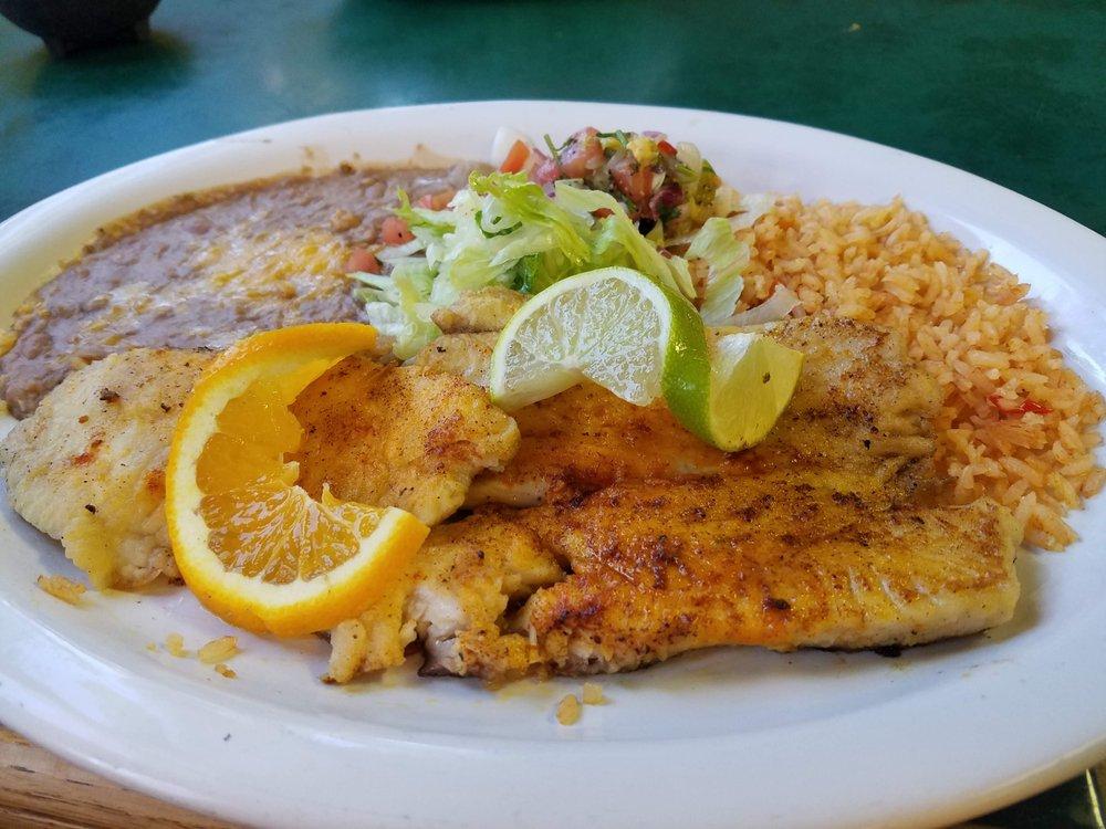 Montezuma Mexican Restaurant: 18396 Hwy 145, Dolores, CO