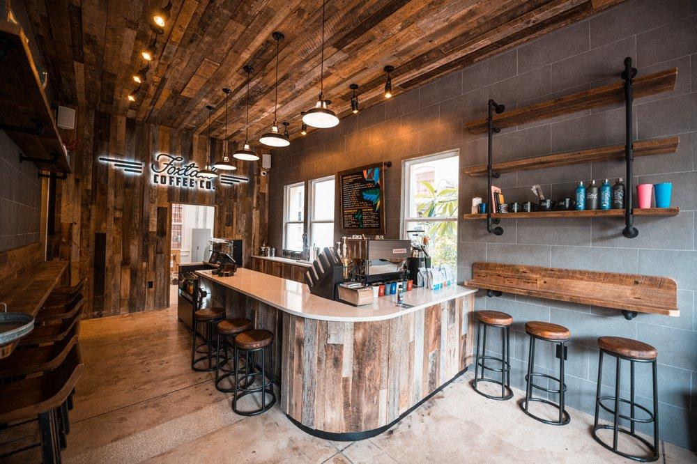 Foxtail Coffee - Downtown Eustis: 17 E Magnolia Ave, Eustis, FL