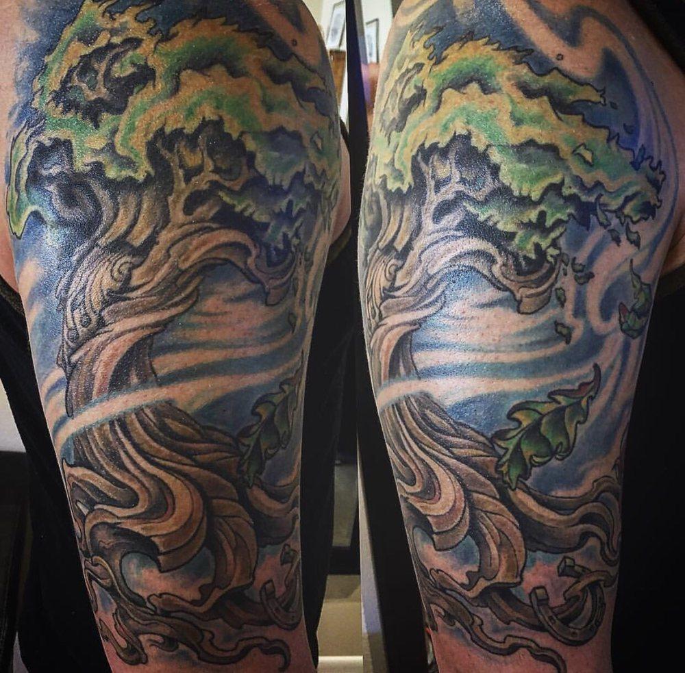 Jordan Kantz Tattoo: Agoura Hills, CA