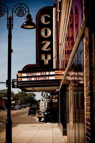 Cozy Theatre: 223 Jefferson St S, Wadena, MN