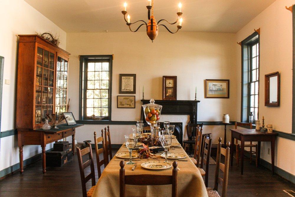 Old Tavern Museum: 500 28th Ave, Tuscaloosa, AL