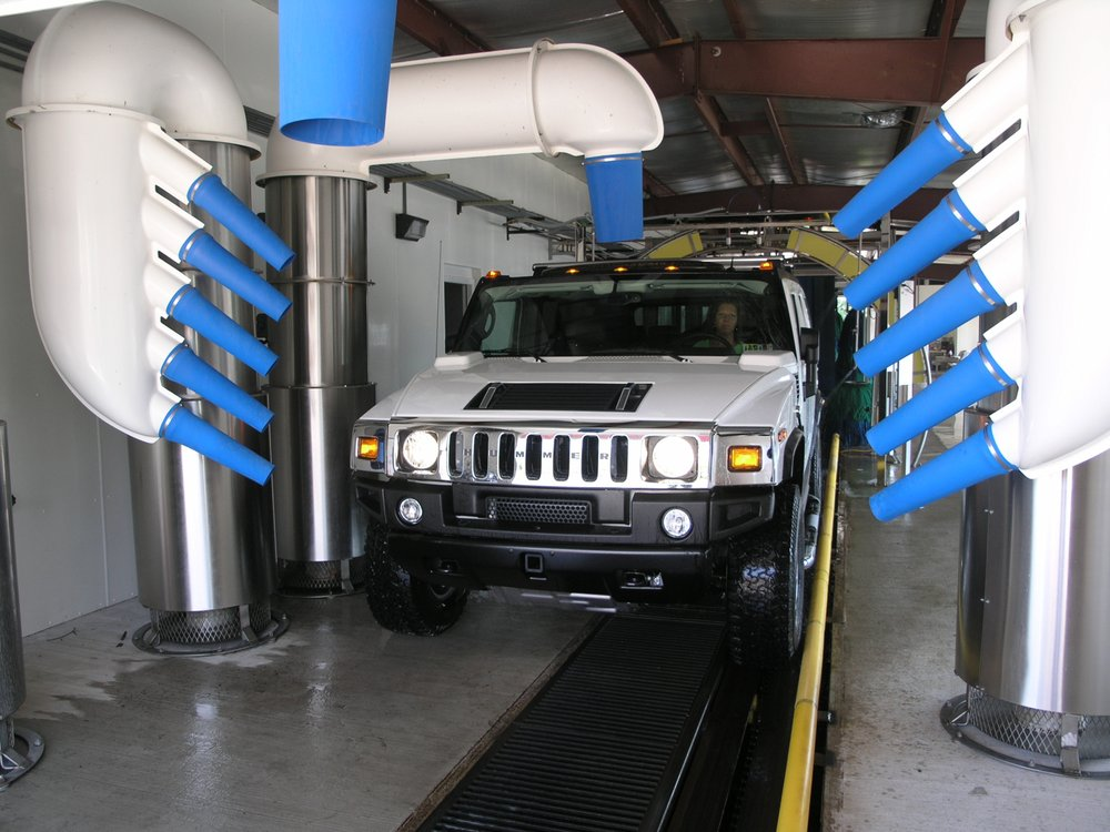 Ultimate Express Car & Pet Wash: 1112 Washington Blvd, Williamsport, PA