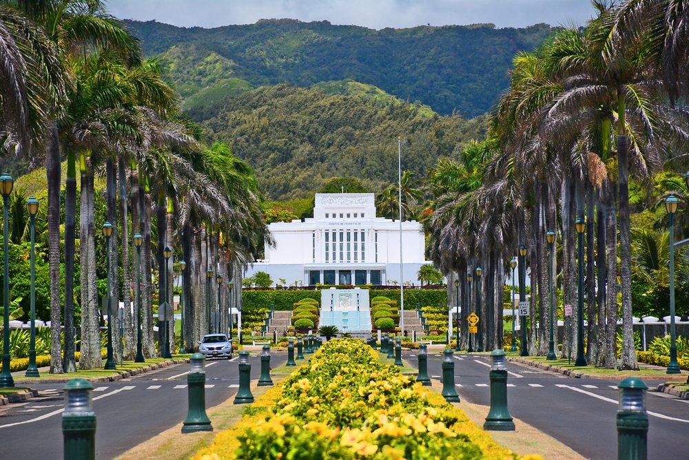 Hawaii Temple Visitors' Center: 55-600 Naniloa Lp, Laie, HI