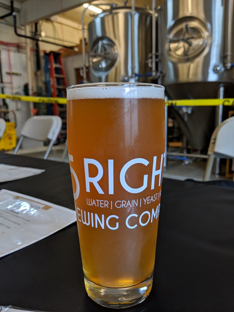 5 Rights Brewing Company: 1514 3rd St, Marysville, WA