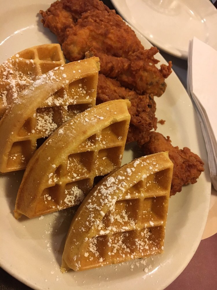 Food from Royalberry Waffle House & Restaurant