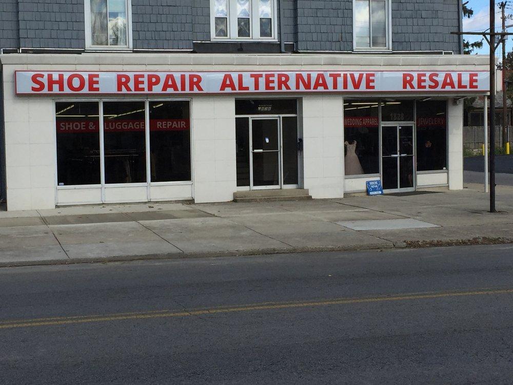 Shoe Repair Columbus Ave