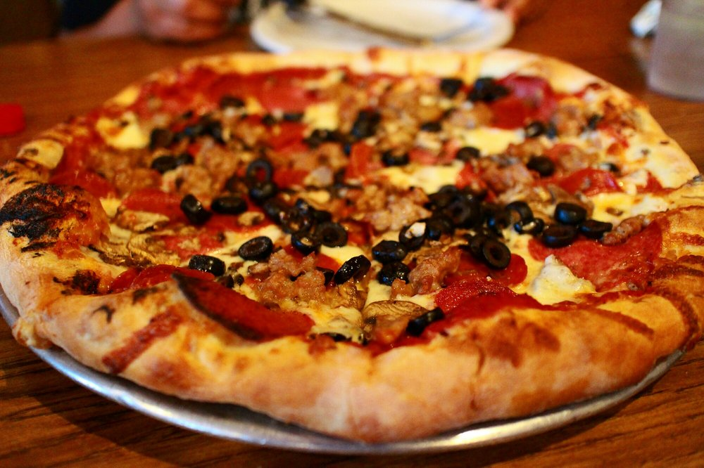 Napoli Pizzeria & Italian Food: 124 Tennessee St, Vallejo, CA