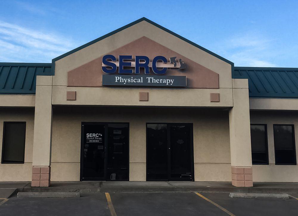 SERC Physical Therapy: 3727 Gene Field Rd, St. Joseph, MO