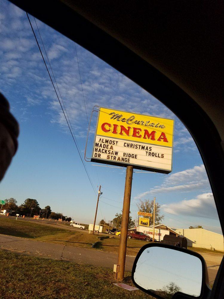 McCurtain Cinema: 3300 NE Lincoln Rd, Idabel, OK