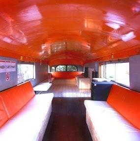Broke-Ass Stuart Pub Crawl: A Big School Bus With A Dance, San Francisco, CA