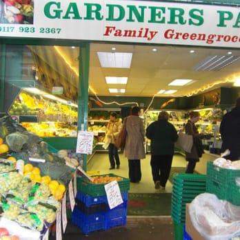 Gardners Patch Supermarkets Gloucester Road Bristol