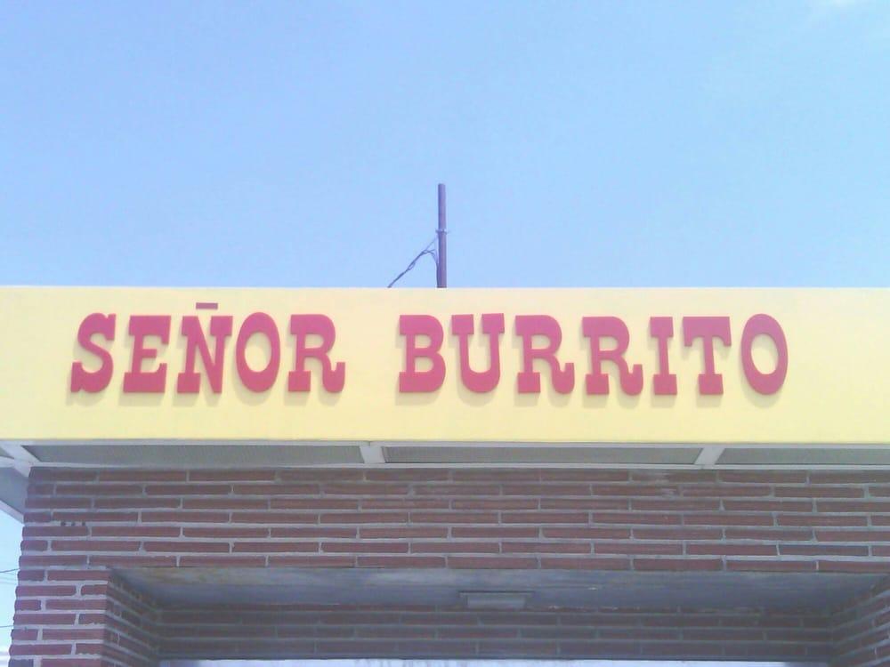 Señor Burrito: Main St, Maryville, MO