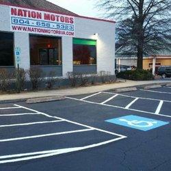 nation motors used car dealers 9400 midlothian tpke richmond va phone number yelp. Black Bedroom Furniture Sets. Home Design Ideas