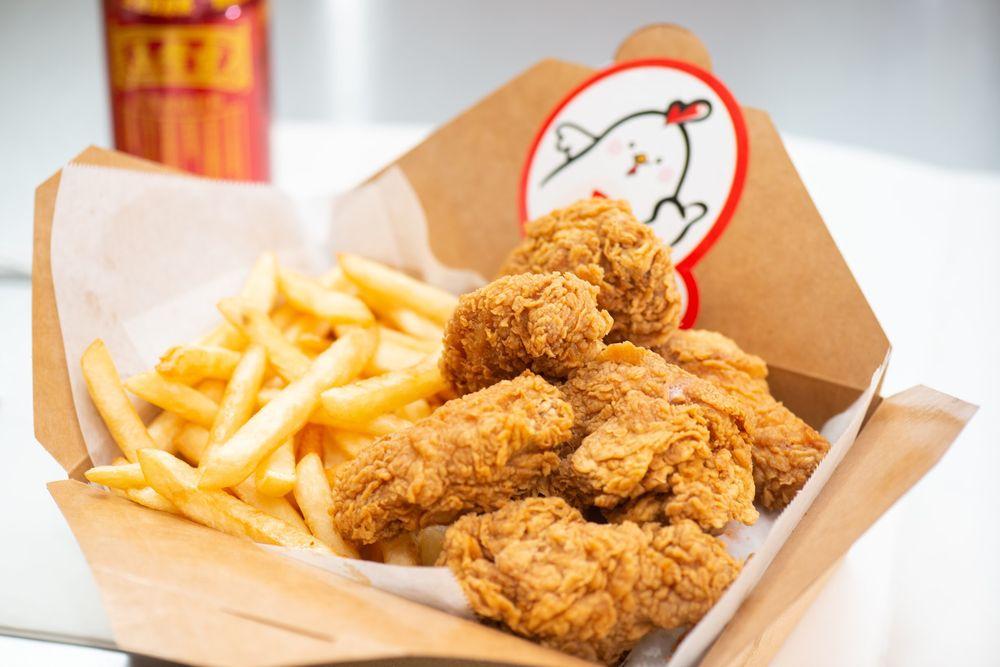 Boom Crispy Chicken