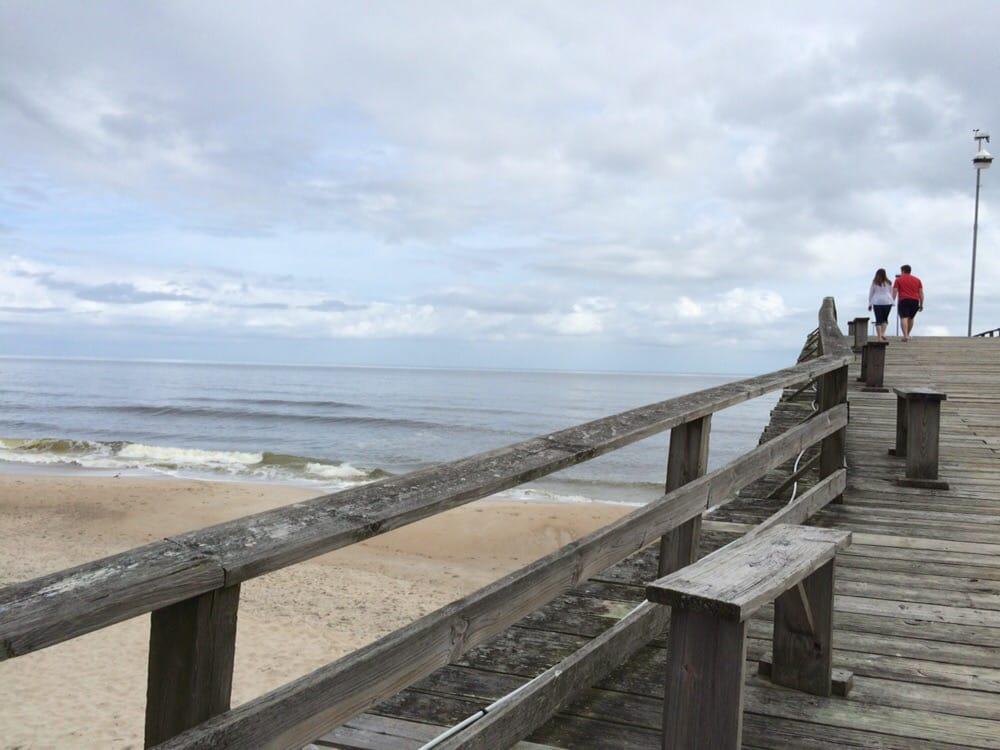 Kure beach fishing pier 25 photos 17 reviews fishing for Kure beach pier fishing report