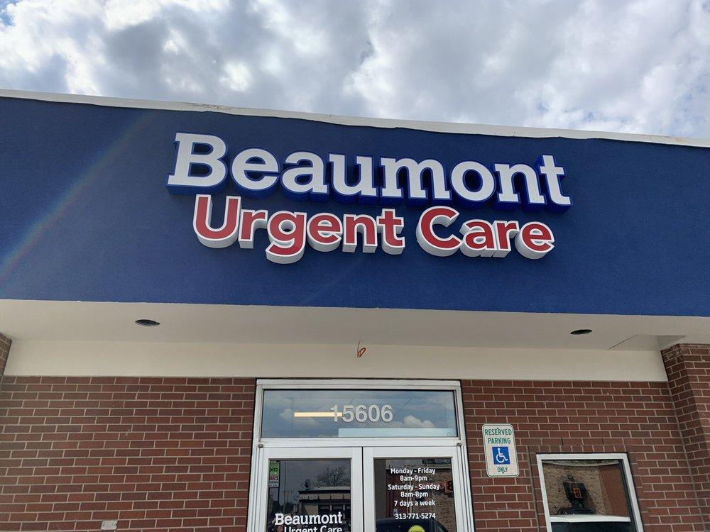 Beaumont Urgent Care - Allen Park: 15606 Southfield Rd, Allen Park, MI