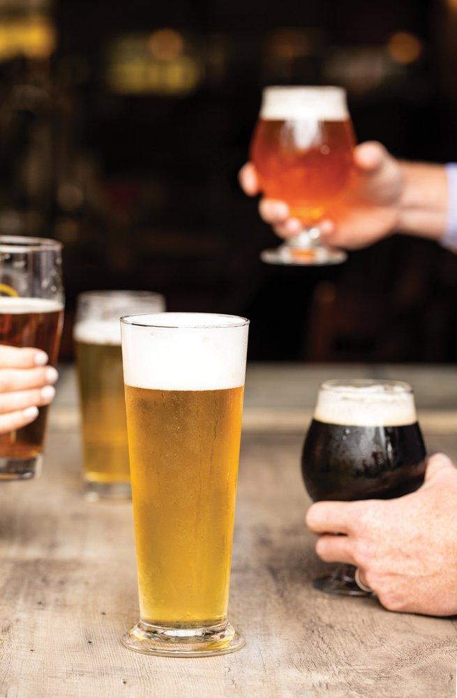 Social Spots from Gordon Biersch Brewery Restaurant