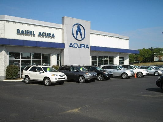 baierl acura 10785 perry hwy wexford pa auto dealers mapquest