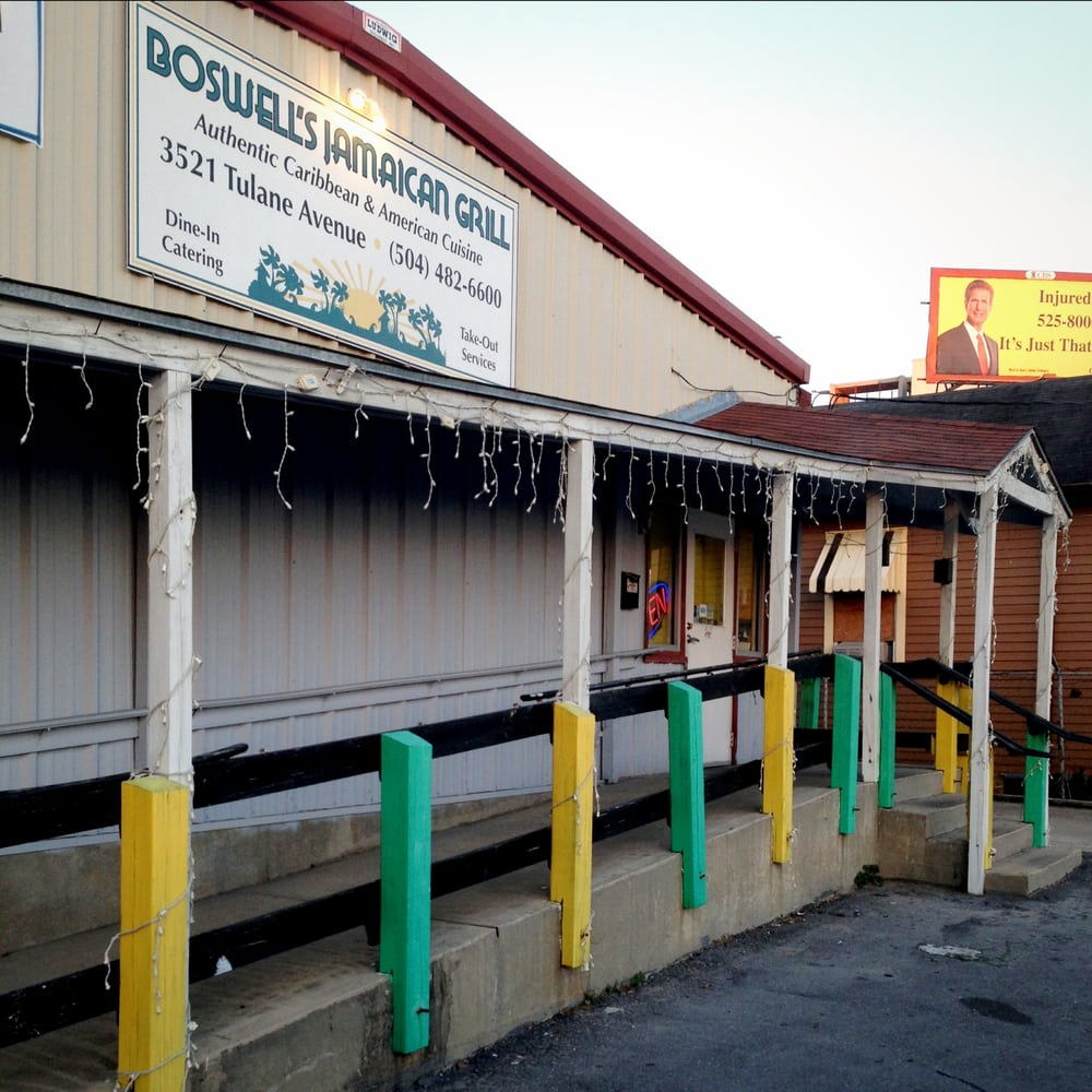 Photo of Boswell's Jamaican Grill - New Orleans, LA, United States
