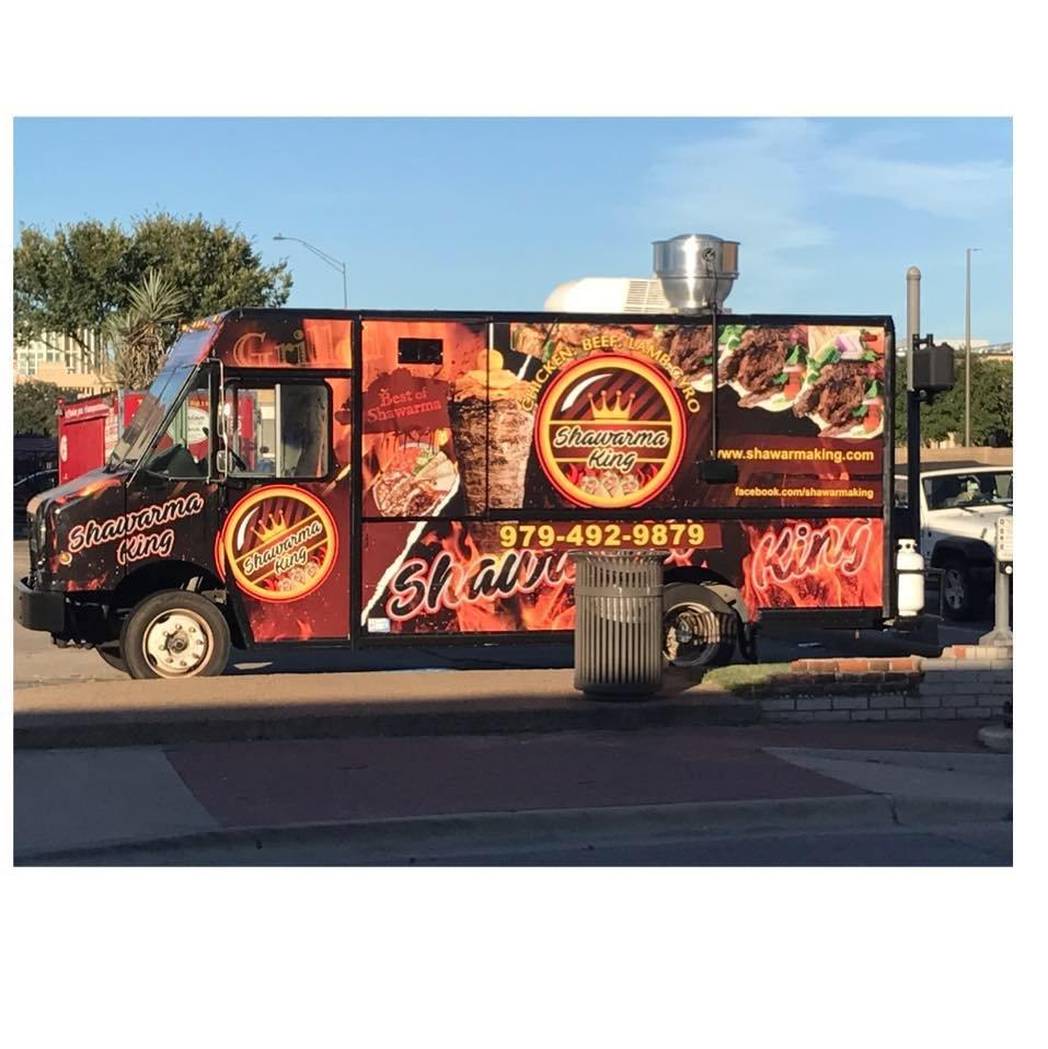 Shawarma King: 301 University Dr, College Station, TX