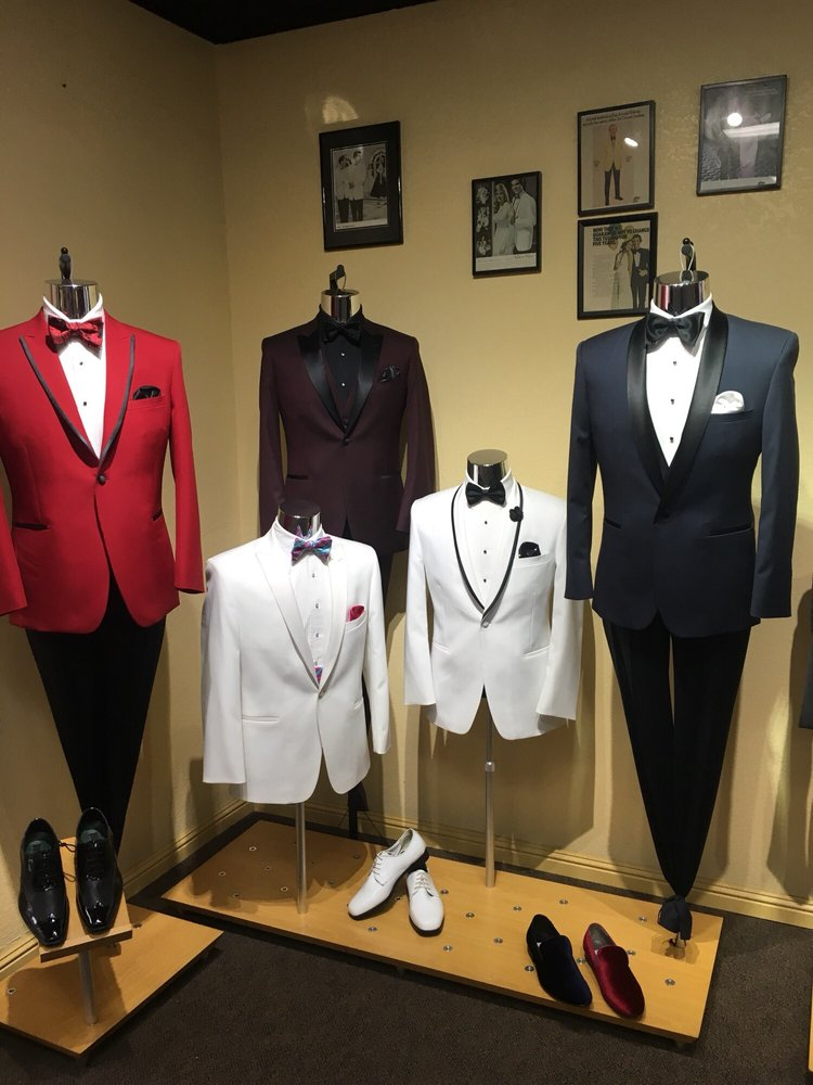 Tuxedo Fashions