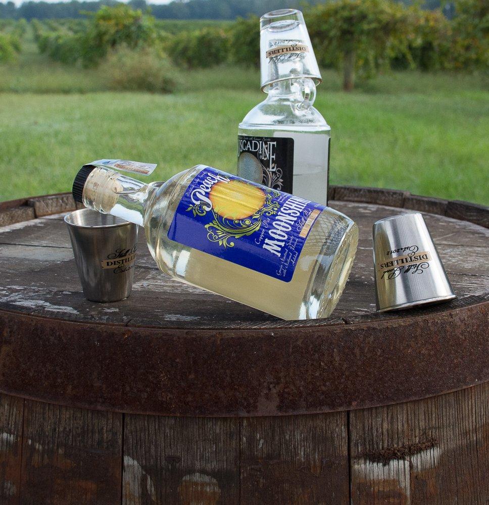 Still Pond Vineyard, Winery & Distillery: 1575 Still Pond Rd, Arlington, GA