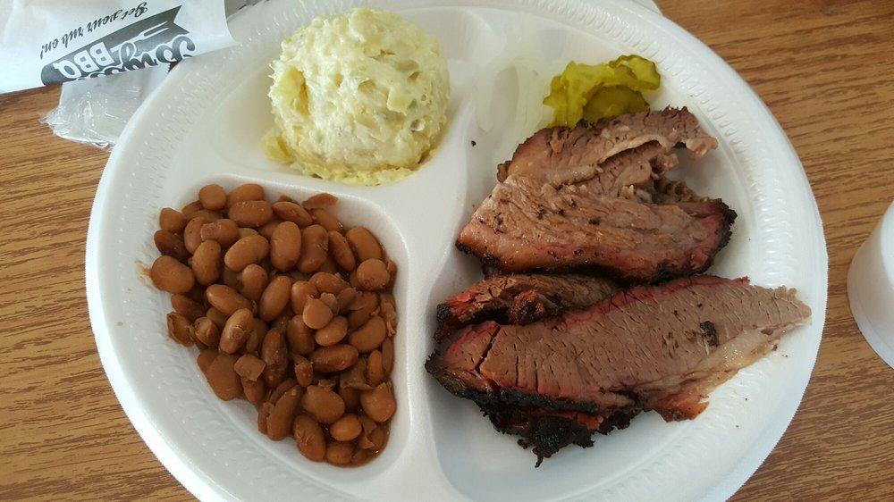 Food from The Big Bib BBQ