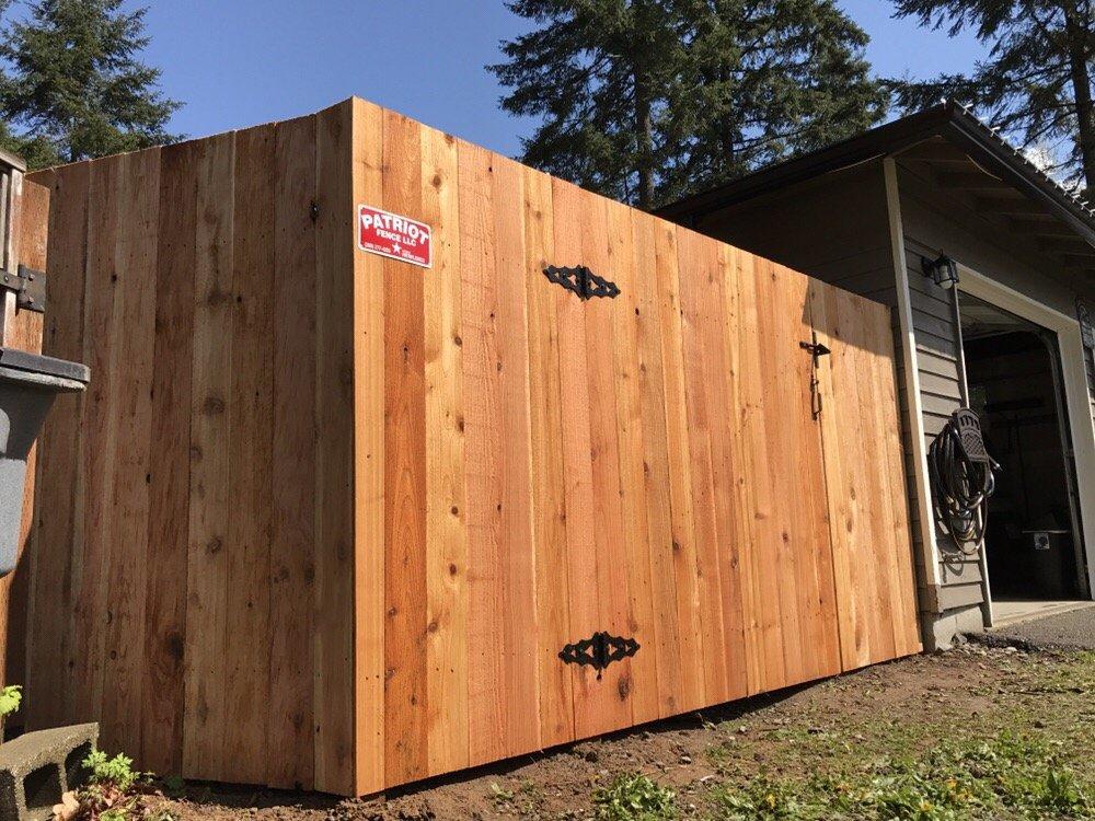 Patriot Fence: 290 NE Barbara Blvd, Belfair, WA