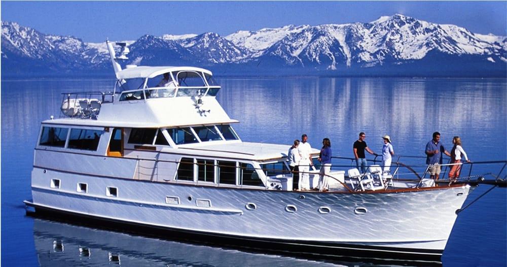 Lake Tahoe - Bleu Wave Cruises