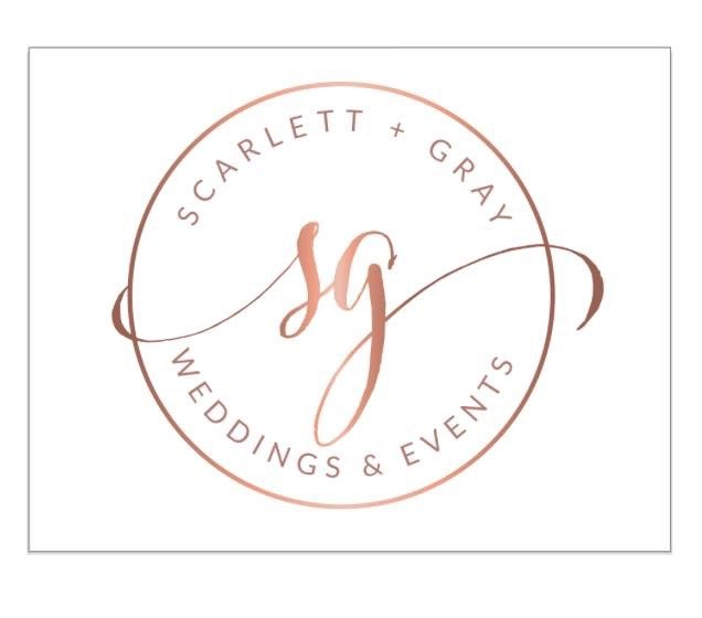Scarlett + Gray Wedding Event Planning: Frostburg, MD