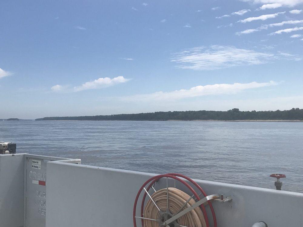 Dorena-Hickman Ferry: Hickman, KY