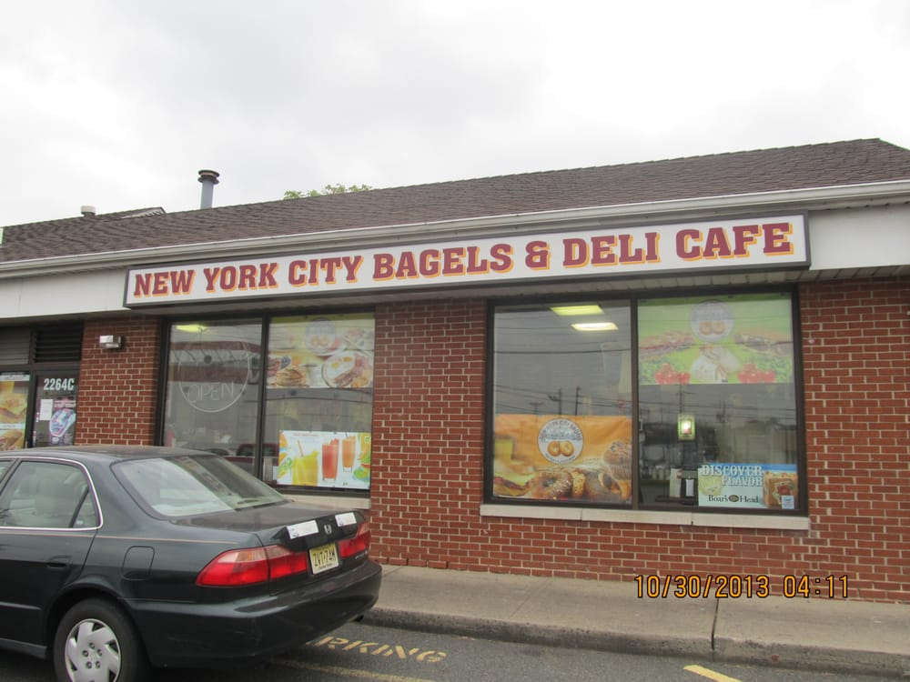 New York Bagels Cafe And Deli