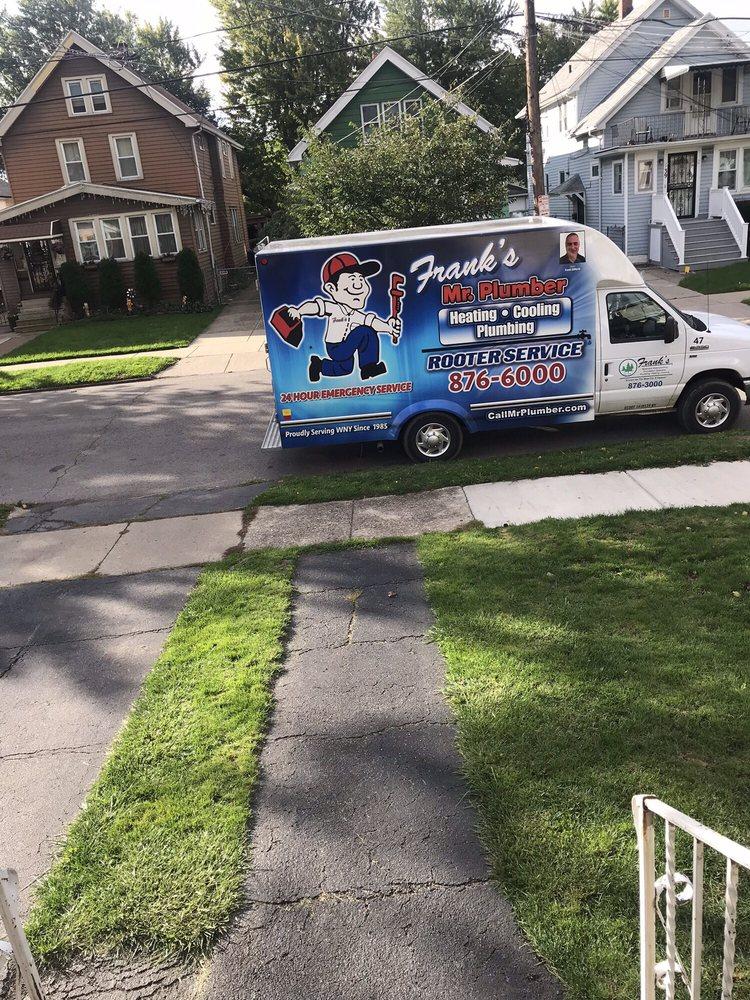 Frank's Mr Plumber: 70 Pearce Ave, Tonawanda, NY