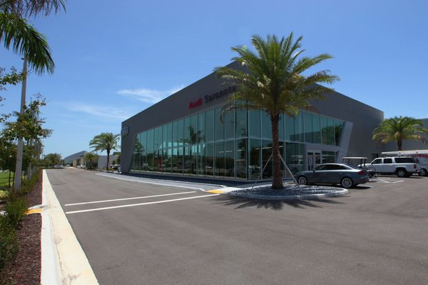 Audi Sarasota Clark Rd Sarasota FL Auto Dealers MapQuest - Audi sarasota