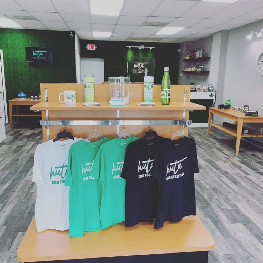 Huta CBD Essentials: 908 S Main St, Hinesville, GA