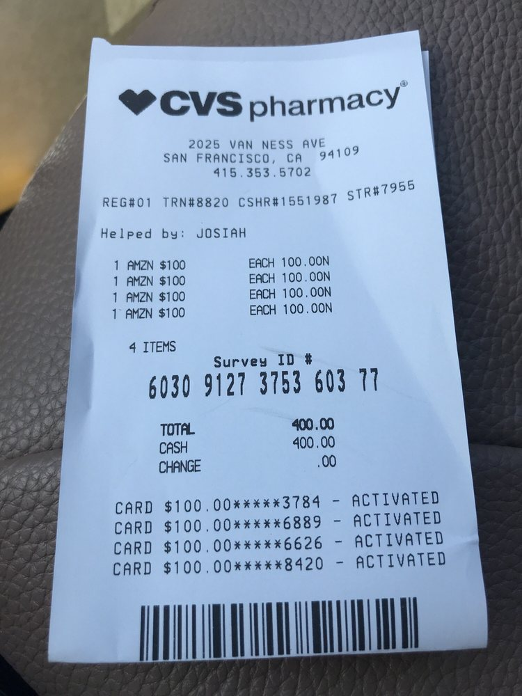 Photo of CVS Pharmacy: San Francisco, CA