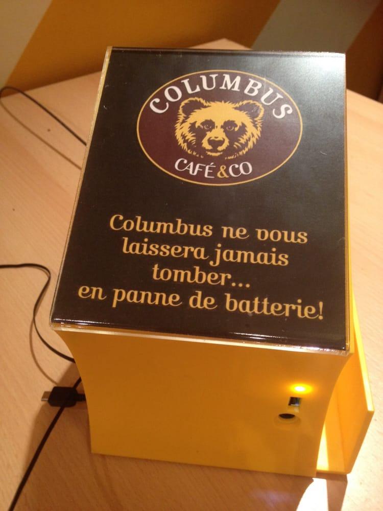 Columbus Caf Ef Bf Bd Toulouse Rue Du Taur