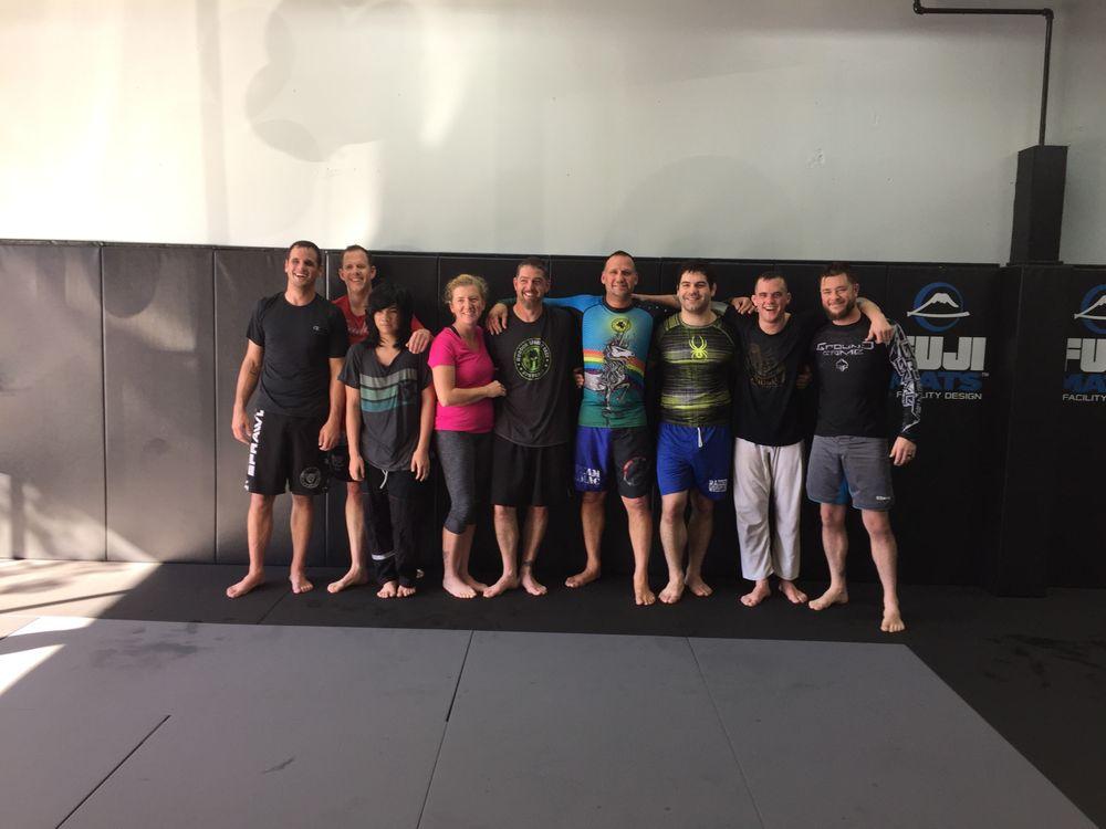 Collective Jiu-Jitsu: 283 Cabot St, Beverly, MA