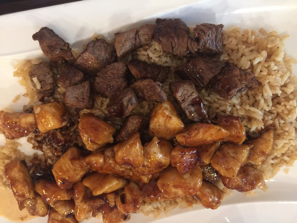 AJ Hibachi: 30320 Triangle Dr, Charlotte Hall, MD