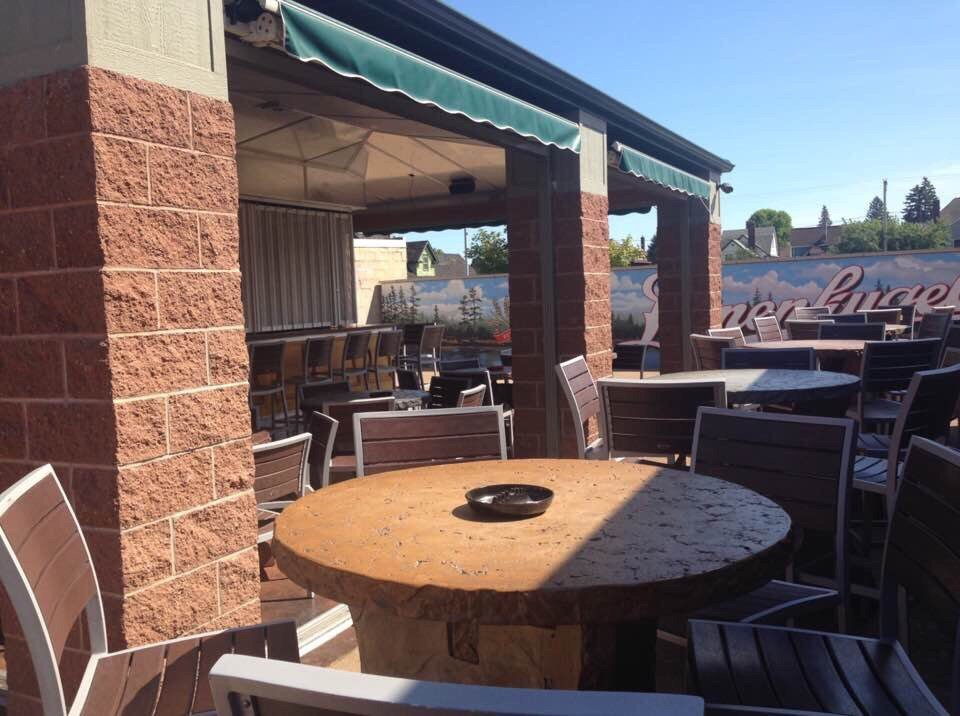 Photo Of Jacks Superior Wi United States Outdoor Bar Patio At