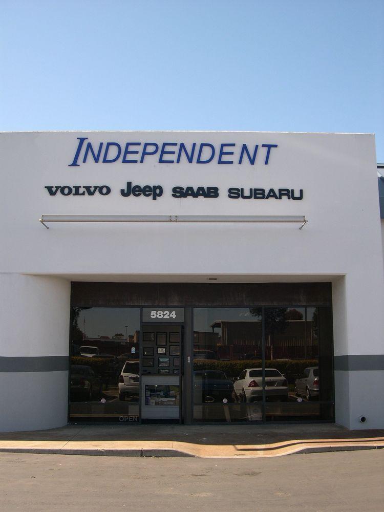independent volvo saab jeep subaru 27 rese as talleres mec nicos 5824 autoport mall. Black Bedroom Furniture Sets. Home Design Ideas