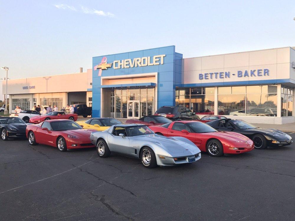 Betten Baker Chevrolet Buick: 930 OMalley Drive, Coopersville, MI
