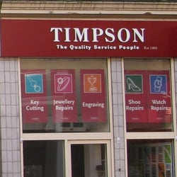 Timpson Shoe Repair Review