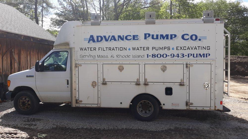 Advance Pump Company: Harrisville, RI