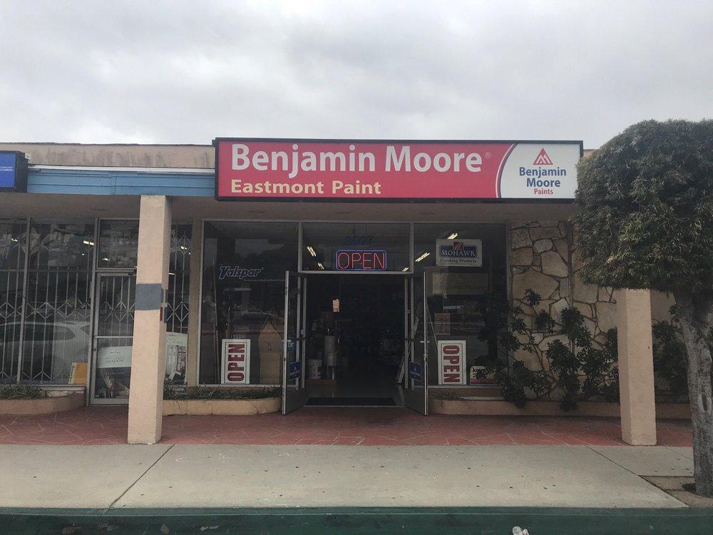 Benjamin Moore - Eastmont Paint: 3027 W Beverly Blvd, Montebello, CA