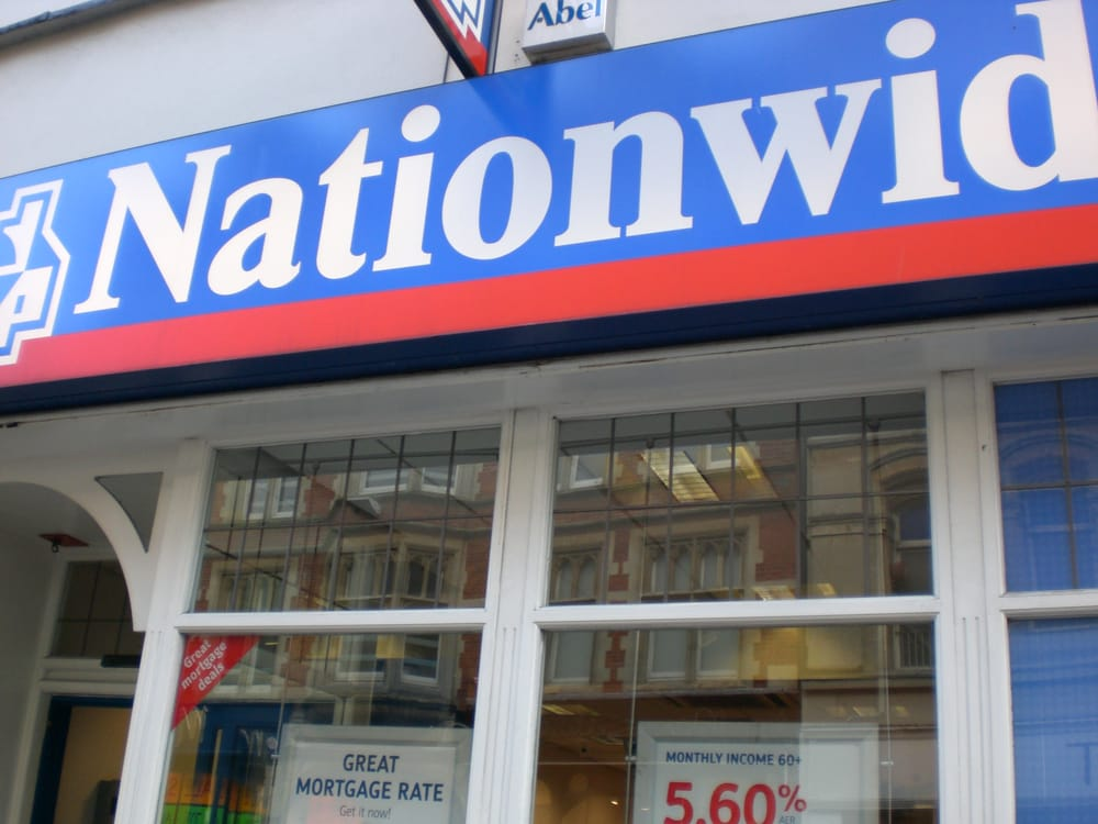 Is There A Nationwide Building Society In Oxford Street