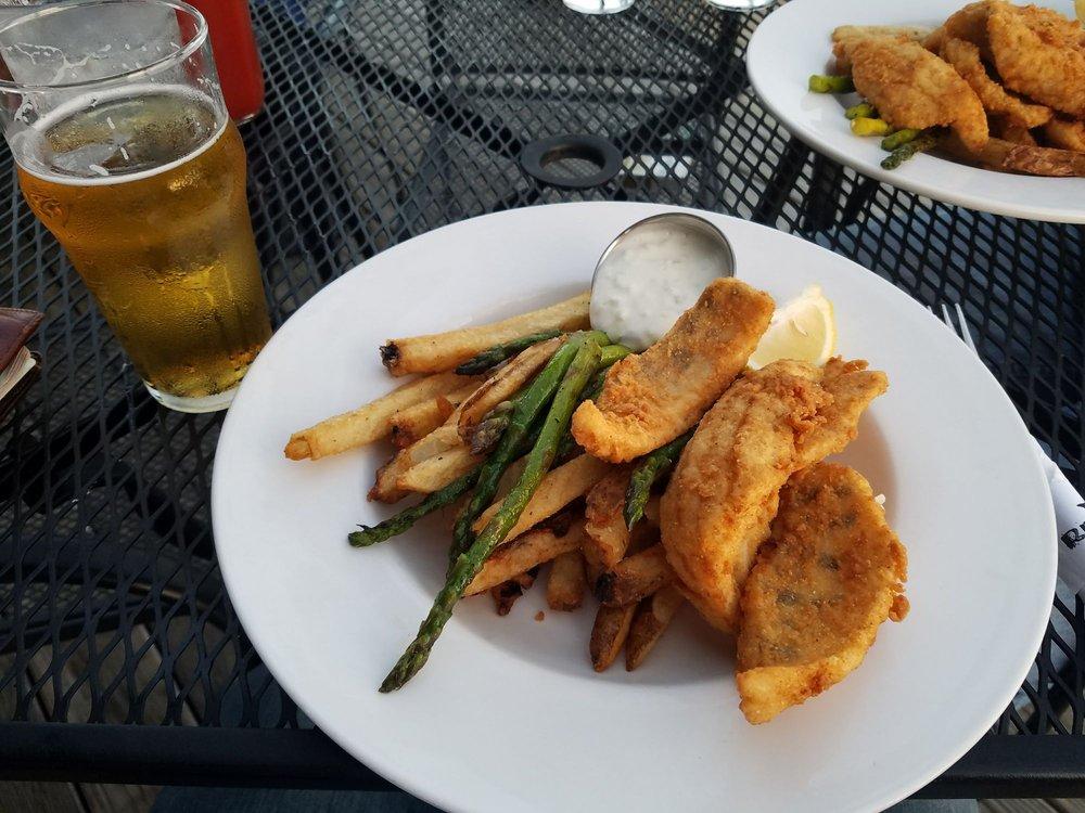 Riverwalk Grill and Taproom: 106 Ames St, Elk Rapids, MI