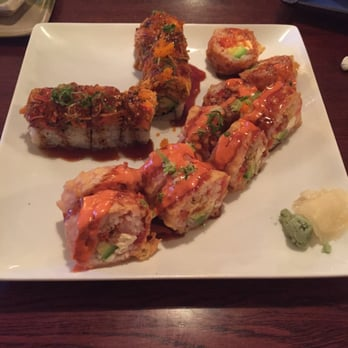 Fuji Japanese Restaurant Richmond Hill Ga