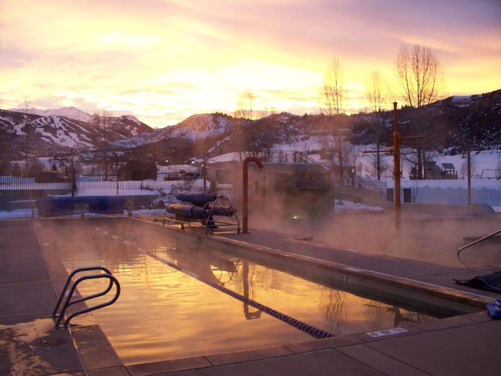 Centro ricreativo del villaggio di Snowmass
